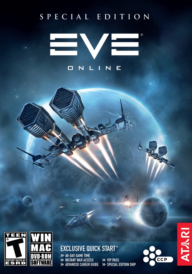 Eve Online Box Cover